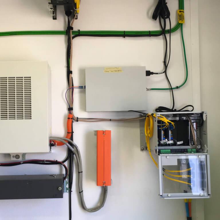 Fiber Optic Services - High-Voltage Isolation